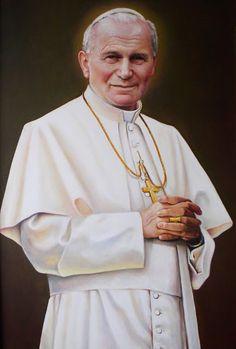 campo de luz e de amor: Oração a São João Paulo 2 (Para Novena)
