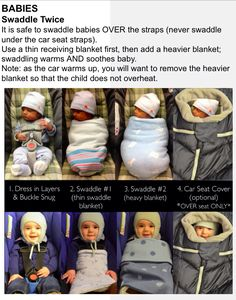 Car Seat Safety - thecarseatlady.wordpress.com