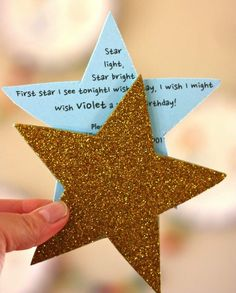 Twinkle, Twinkle, Little Star: First Birthday Party Theme-Make your baby's first birthday a special one with this out-of-the-galaxy party!