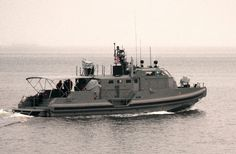 New USN Riverine Patrol Boat - Designed to replace MkV patrol boats - Picture 2 - Picture from SNAFU!