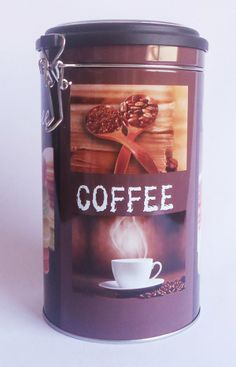 "I added ""Kikinha Decora - Lata Para Café Redonda"" to an #inlinkz linkup!http://www.kikinhadecora.com.br/produto-72889-lata-para-cafe-redonda"