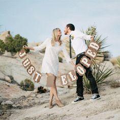 Brad Klopman and Cynthia Morgan. A Joshua Tree Elopement. May Joshua Tree, California. Elopement Dress, Beach Elopement, Elopement Wedding, Elope Wedding, Wedding Pictures, Wedding Ideas, Wedding Stuff, Tree Wedding, Formal Wedding