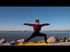 Yoga - Lezione di Hatha Yoga - Livello Principianti - YouTube