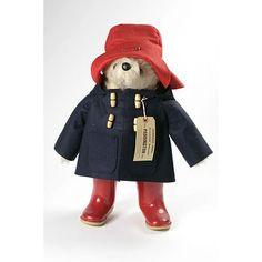 Paddington Bear by Gabrielle Designs
