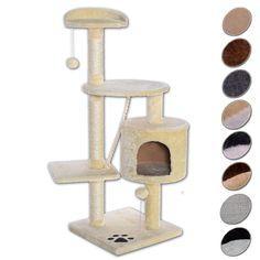 dibea Cat Scratcher Cat Tree Activity Centre Scratching Post -- You can find out more details at the link of the image. (This is an affiliate link and I receive a commission for the sales)