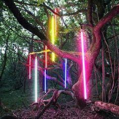 Bahçenizde Jedi havası yakalamaya ne dersiniz? Bu lambalar oldukça fitüristik! http://shop.mutlumikrop.com/Seletti-Linea-Neon-Lamba,PR-41527.html #maximumkart
