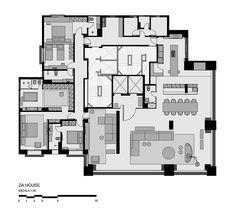 ZA House by Studio Guilherme Torres