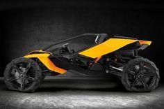 KTM AX изFH Joanneum Graz  -  Design story - Библиотека - Cardesign.ru