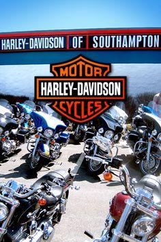 Mobile app for Harley Davidson dealership promotion, marketing and advertising