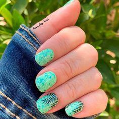 Nail Color Combos, Nail Colors, Love Nails, Pretty Nails, Long Square Nails, Color Street Nails, Little Miss, Nails Inspiration, Hair And Nails