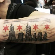 Chicago Skyline by Omar. Booking now 773-777-9663 - Yelp