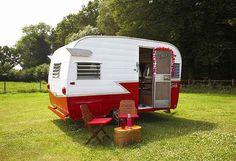 campervan rental: Best of Retro Travel Trailers