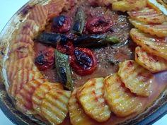 Kebab la cuptor Recipes, Green, Food Recipes, Rezepte, Recipe, Cooking Recipes