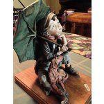 140242421 Image 1 Guissepe Armani Gullivers world Boy with umbrella