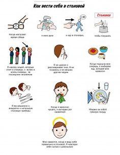 Как вести себя в столовой