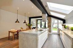 Image result for large velux roof lights