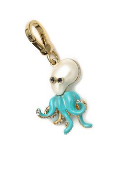 Juicy Couture Octopus Charm