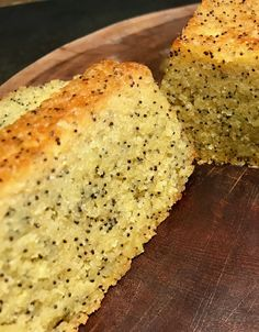 (Anti-Gaspi Cakes) - Patachou, yum-yum and company - Cuisine - Vegetarian Recipes Bread Cake, Dessert Bread, Breakfast Muffins, Breakfast Recipes, Toddler Muffins, How To Cook Corn, Stale Bread, Baguette, Donut Recipes