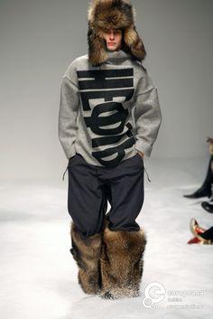 Denis Simachev, Autumn-Winter 2006, Menswear