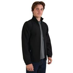 Show details for Zip Off Sleeve Softshell Jacket Softshell, Bomber Jacket, Athletic, Zip, Sleeves, Jackets, Fashion, Down Jackets, Moda