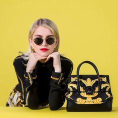 53 Best Versace Palazzo Empire Bag images  46ea051f472da