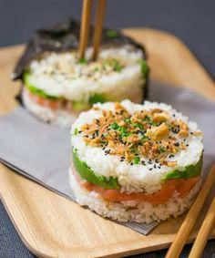 Le Sushi burger : cette dernière tendance qui va vous faire saliver - Les Éclaireuses