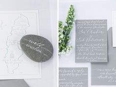 Magnolia Rouge Serene Swedish//Design and Styling by Wit Weddings//Photography by Rebekah J. Murray//Sidra Forman Flowers//LH Calligraphy