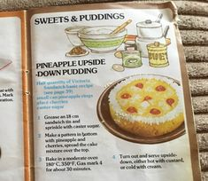 Be-to pineapple upside down cake
