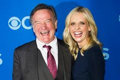 Robin Williams and Sarah Michelle Gellar starred in The Crazy Ones, which was cancelled a couple of months before his death.