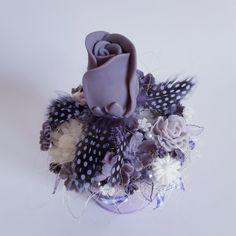 Lavender soap bouquet with feathers Lavender Soap, Feathers, Bouquet, Fruit, Bouquets, The Fruit, Feather, Furs, Floral Arrangements