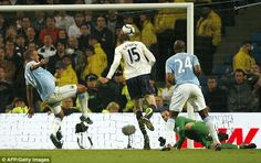 Peter Crouch's header in the final week of the 2009-10 season earned Tottenham fourth place