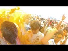Holi One Festival Costa Rica 2013 - YouTube