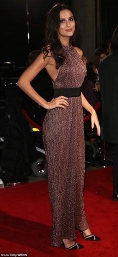 Lucy Watson at the Pride of Britain Awards.