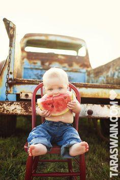I love this child. taraswain.com