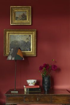 How to use red in the home. Be bold with crimson reds to muted reds, bright cherry reds to russet reds - how to decorate in the home with red.