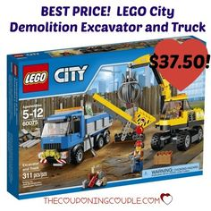 Lego City Construction Sets at the Wonderland Models Online Model Shop. Wonderland Models are an Online Toy and Model Shop who specialise in Lego City Sets, Construction, Learning and Building Toys. Our range of Lego kits is extensive. Lego City Sets, Lego Sets, Dump Trucks, New Trucks, Fire Trucks, Legos, Huge Truck, Recycling Plant, Lego Construction
