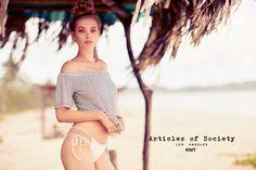 Articles Of Society, Bikinis, Swimwear, Crop Tops, Mood, Women, Fashion, Bathing Suits, Moda