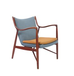 Finn Juhl // Niels Vodder 45 Chair