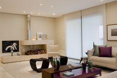 Decoração de Interiores em Apartamento em Perdizes - Decoradora de Interiores Marilia Veiga