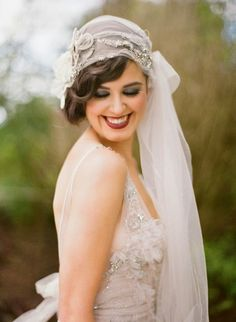 Novias años 20   Mucho más que bodas                                                                                                                                                                                 Más
