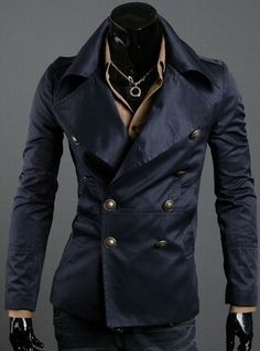 Formal Double Breasted Jacket