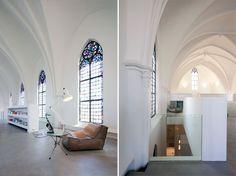 Iglesia = residencia?
