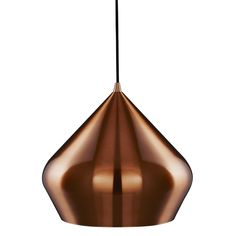 Colgante metálico de diseño colores #decoracion #iluminacion #lamparas #interiorismo