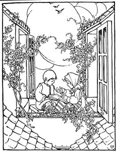 Nature Coloring Pages For Adults | coloring-pages-children-3
