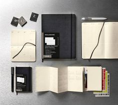 Going back to the grind is a pleasure if you love your work tools. The #Moleskine Professional Planner is designed to help you do great in 2016. by moleskine_world