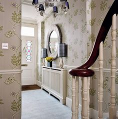 Ornate hallway | Hallway design | Decorating ideas | Image | Housetohome