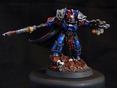Night lord commander