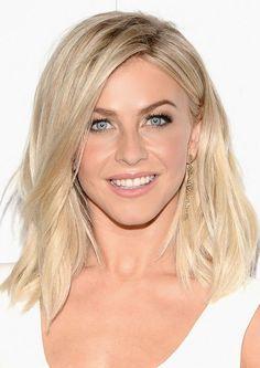 Cool Blond: Julianne Hough