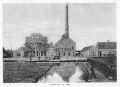 Melkfabriek cq boterfabriek 1921, Hoogeveen