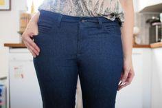 Skinny jeans by Katie